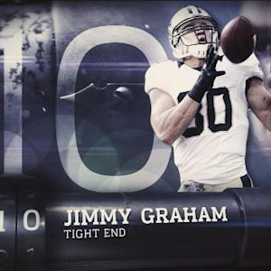 'Top 100 Players of 2014': Jimmy Graham
