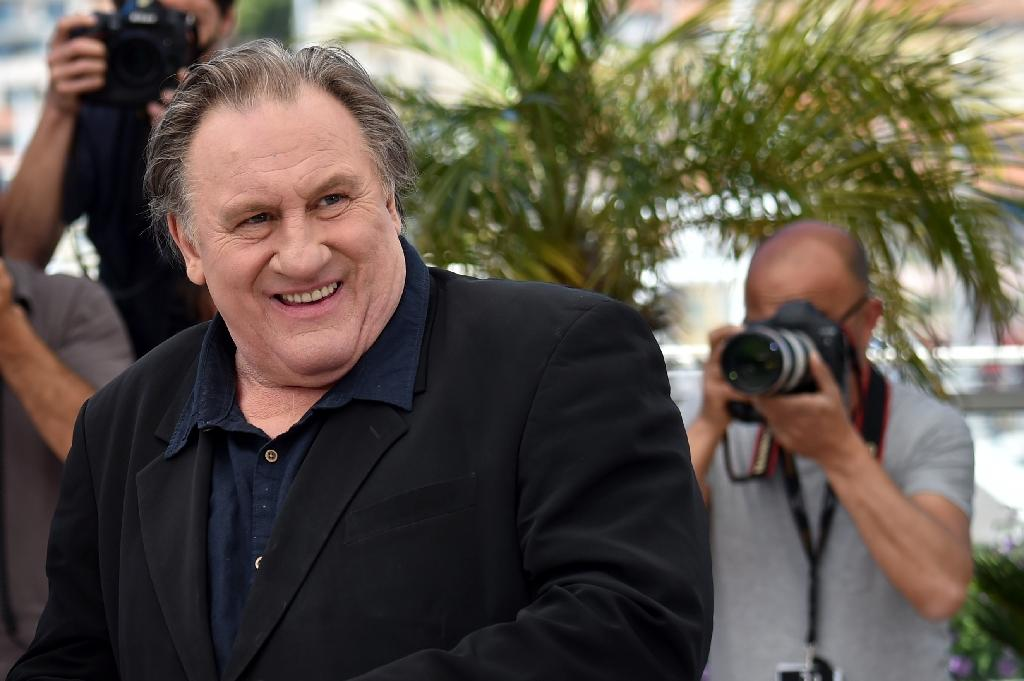 Depardieu back in the USSR at Cannes
