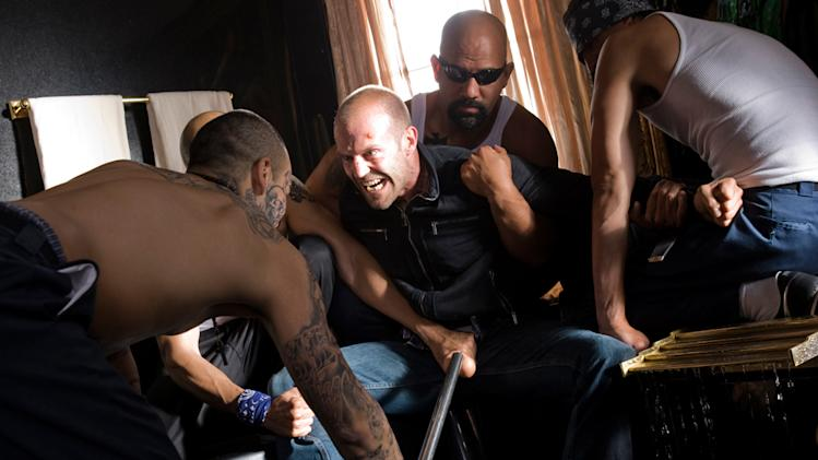 Jason Statham Crank: High Voltage Production Stills Lionsgate 2009