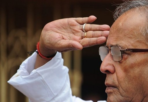 Pranab Mukherjee is the candidate of the ruling Congress-led alliance