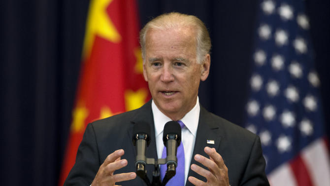 Biden says China cyber-theft must stop
