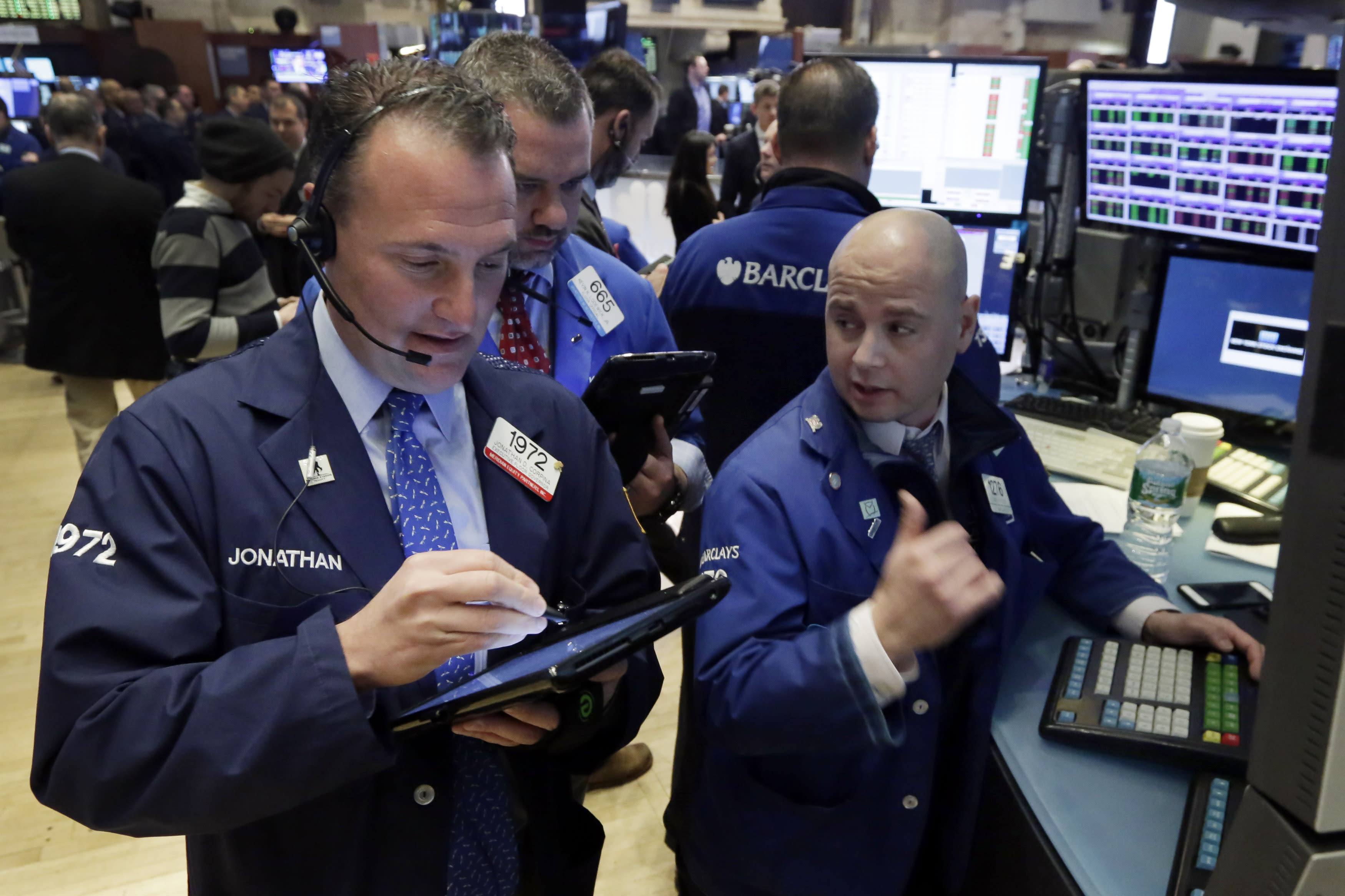 Stock rally; big bank comeback; Visa buys into Square; Amazon vs. Alibaba