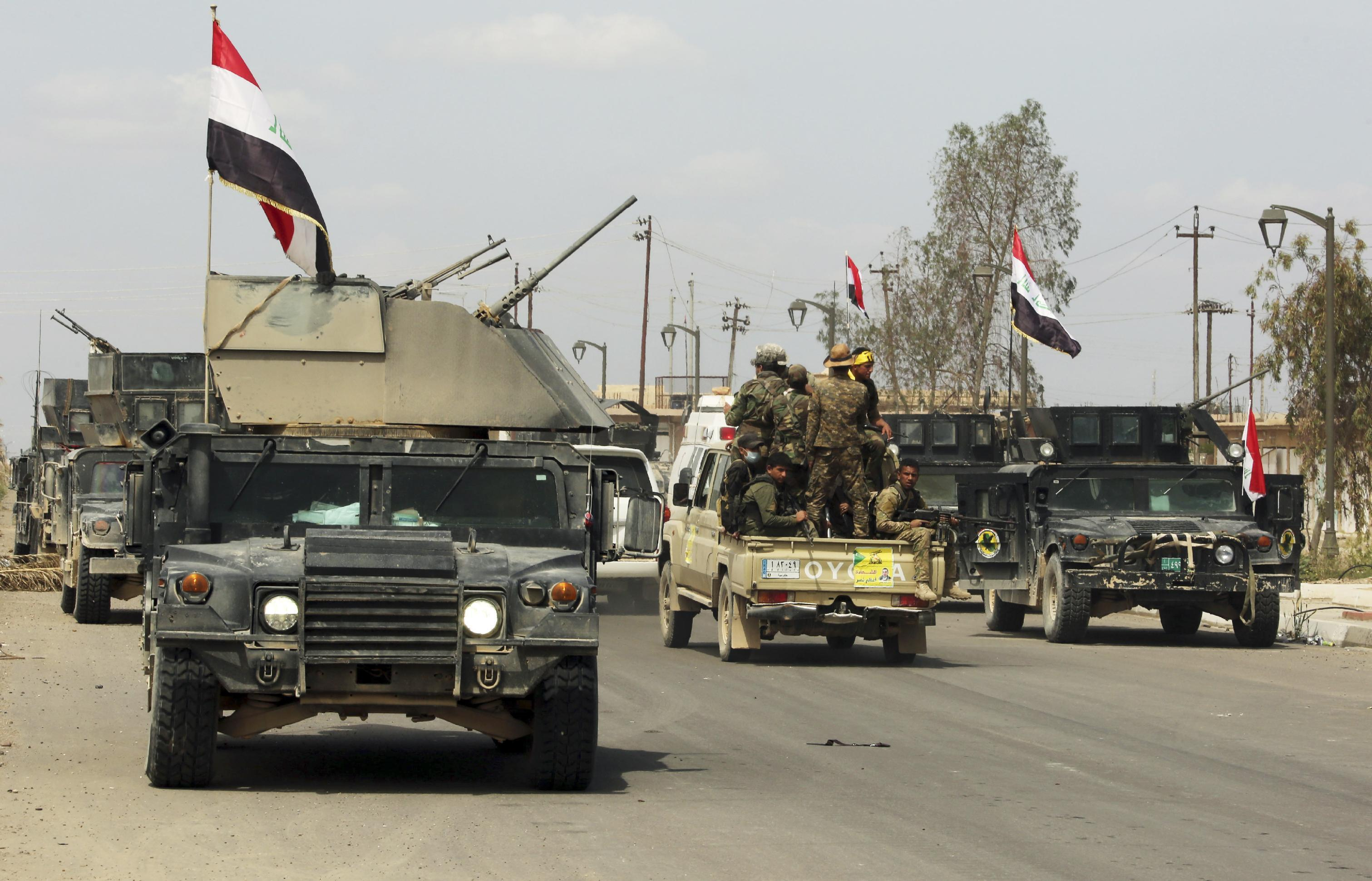 Tikrit: Sunni bastion on road to Islamic State-held Mosul
