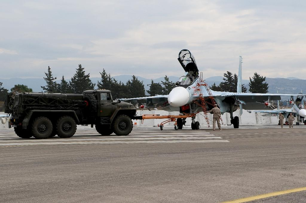Russia's Syria military targeting must change: Kerry