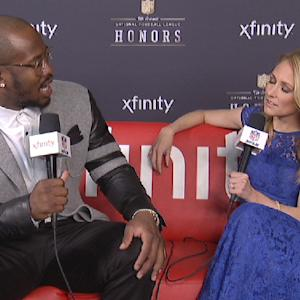 'NFL Honors' Xfinity Couch: Denver Broncos linebacker Von Miller