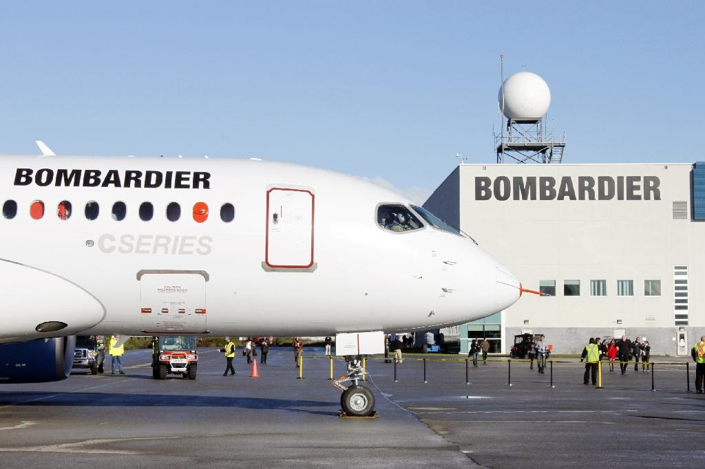 Canada's Bombardier launches its biggest jetliner yet