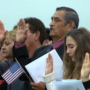 Immigration battle: Response to Obama's executive action