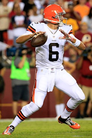 Brian Hoyer (Getty Images)