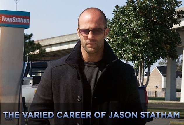 The Varied Career of Jason Statham Title Card