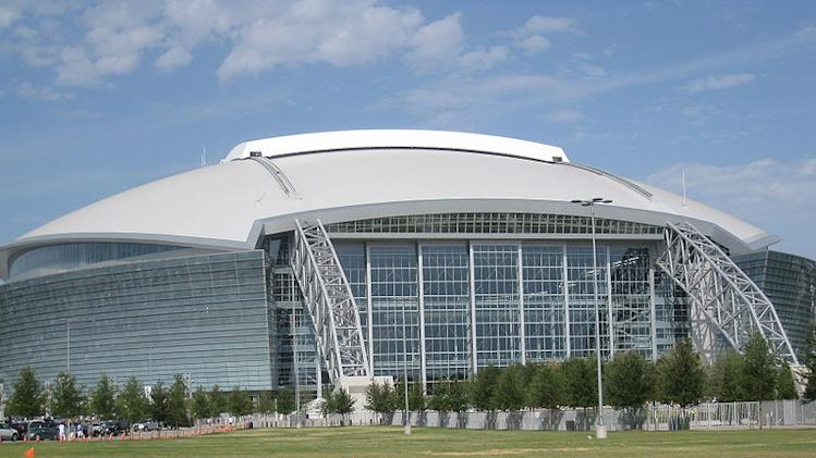Dallas Cowboys Stadium.