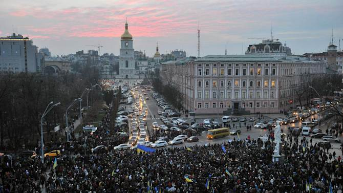 """The """"lustration law"""" approved Thursday by Ukraine's president was a rallying cry of the protests that convulsed Kiev last winter"""