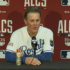 Kansas City Royals Heading to World Series