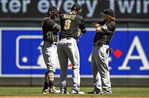 McCutchen, Liriano lead Pirates sweep of Twins with …