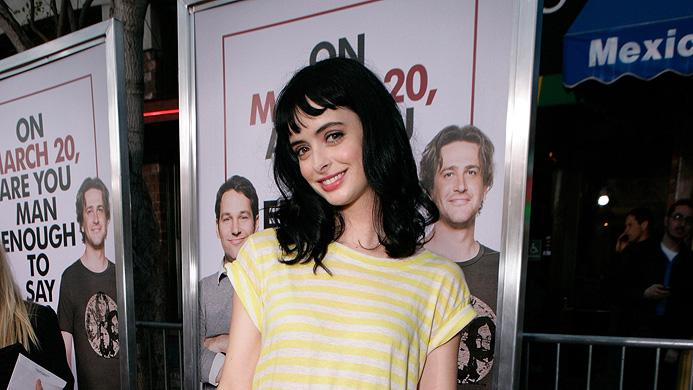 I Love You Man LA premiere 2009 Krysten Ritter