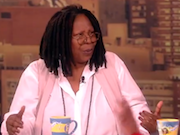 Whoopi Goldberg Slams 'View' Co-Host Barbara Walters' Royal Baby Special