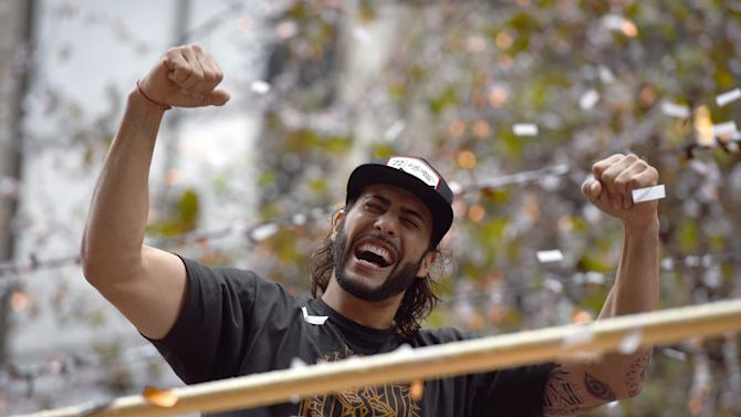 Marlins announce Michael Morse signing by Morse code