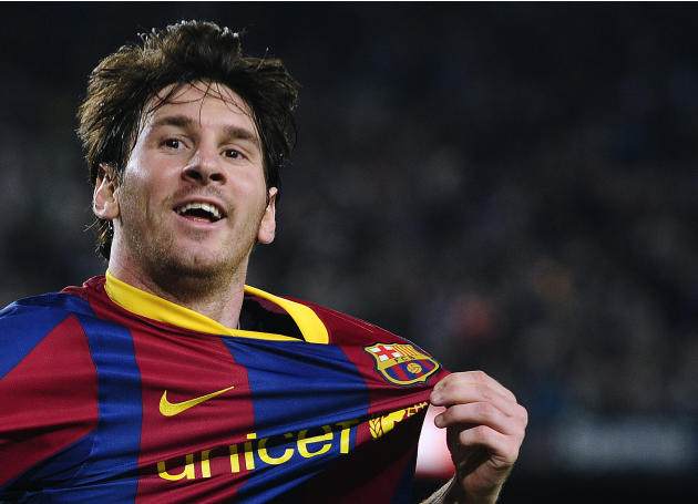 Messi criticizes vice president at Barcelona
