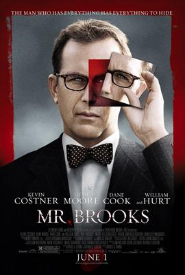 Kevin Costner stars in MGM's Mr. Brooks