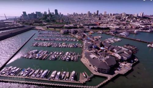 Drone On: Another Drone Video Reminds Us Why We Love San Francisco