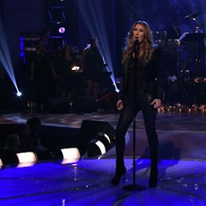 A Home For The Holidays - Celine Dion sings