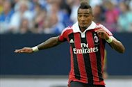 Boateng resumes AC Milan training