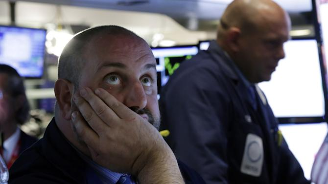 Stocks rise as lackluster reports ease Fed concern
