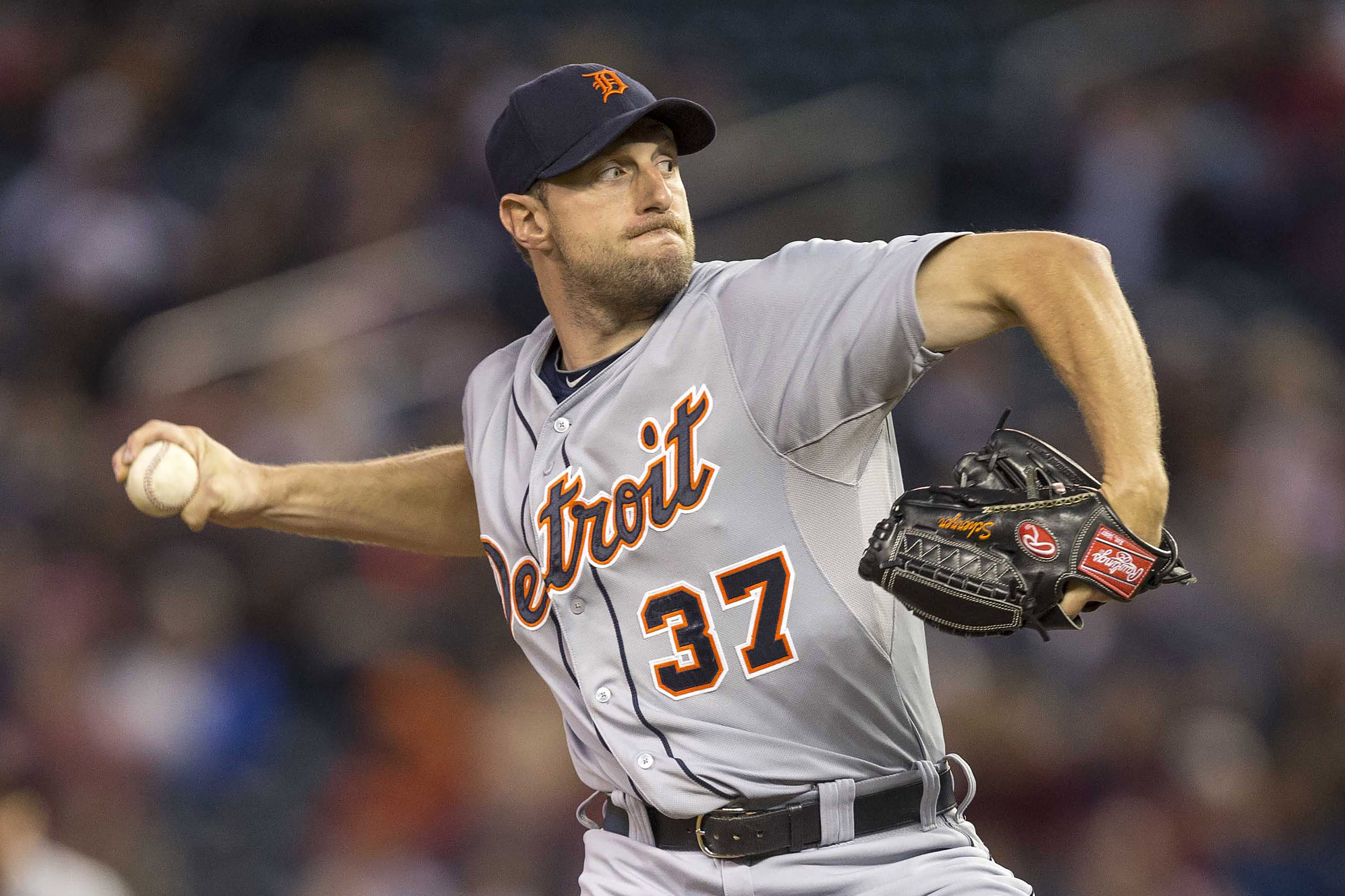 Max Scherzer thanks Tigers fans with full-page ad