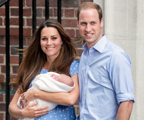 "Royal Baby Prince George's Nickname Will Be ""Georgie,"" Says Prince Charles"