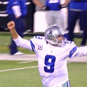 Wk 12 Can't-Miss Play: Romo goes for the win