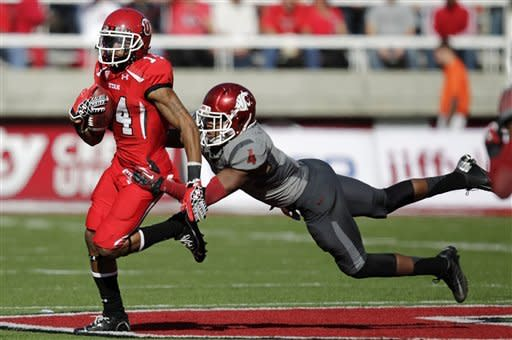 White, Dunn power Utah over Washington State 49-6