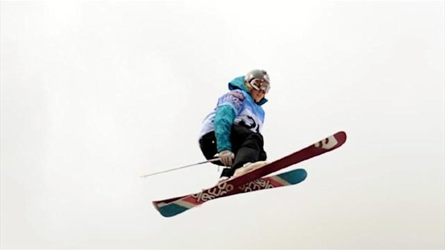 British freestyle skier Katie Summerhayes (PA Photos)