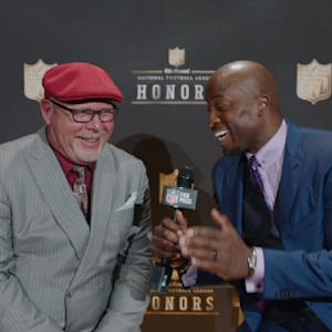 'NFL Honors': Arizona Cardinals head coach Bruce Arians on winning Coach of the Year