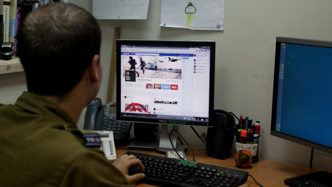 Israel to pay students to defend it online
