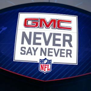 Week 7: GMC Never Say Never Moment Winner