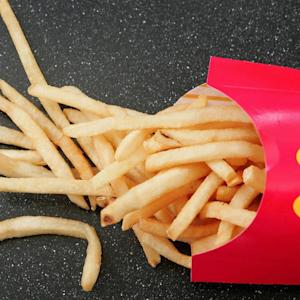 McDonald's Profit Plunges 30%, and More