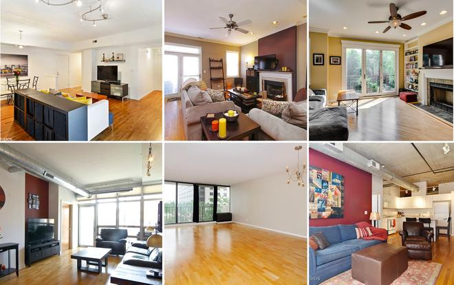 Curbed Comparisons: 7 Different Two Bed, Two Bath Condos You Can Buy Right Now for $300K