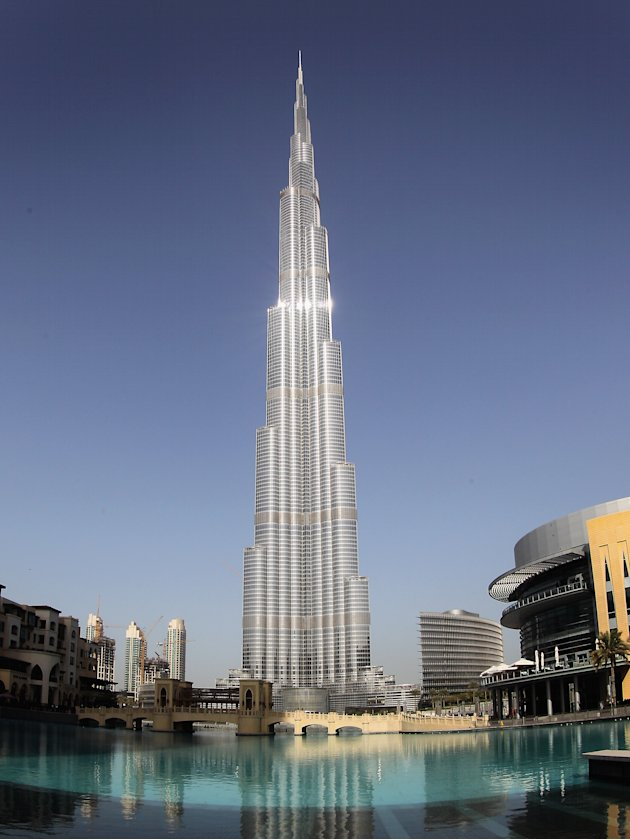 edificios ms altos del mundo