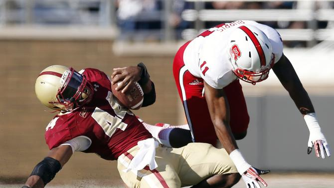Boston College beats NC State 38-21, bowl-eligible