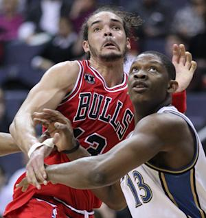 Joakim Noah Forgets He is Playing in an All-Star Game
