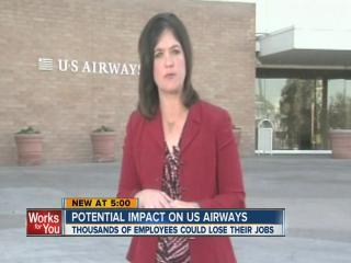 American Airlines US Airways merger impact