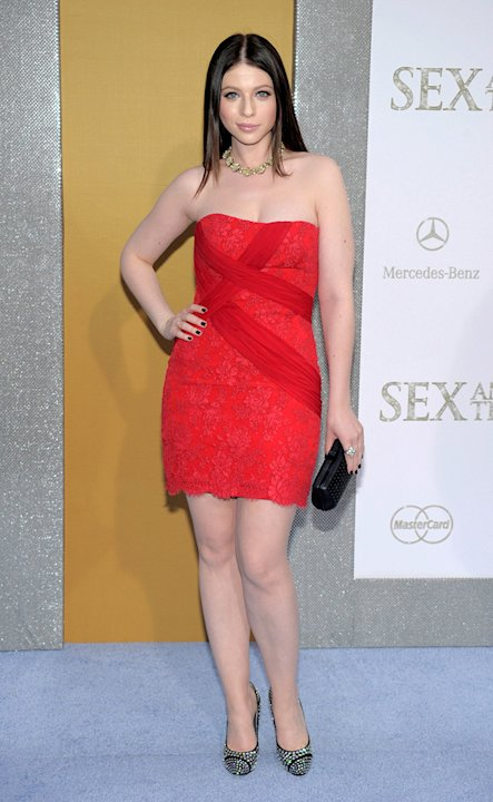 Sex and the City 2 NY Premiere 2010 Michelle Trachtenberg