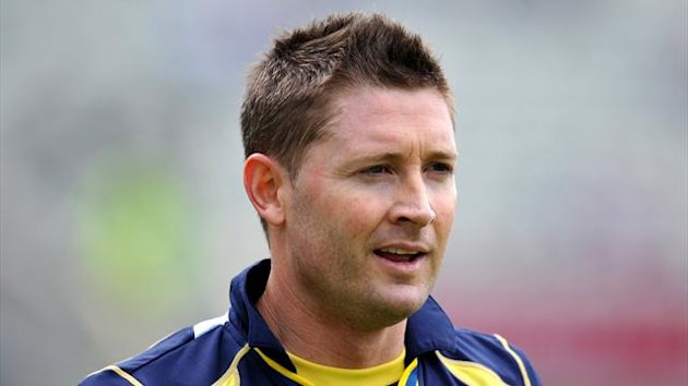 Michael Clarke is already sidelined with back and hamstring problems