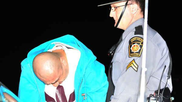 Man charged in NY crash that killed couple, baby