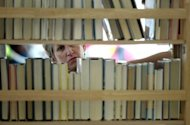 <p>There's nothing like a record-setting heat wave, combined with a third full day without power, to get people to rediscover the joys of their local library.</p>