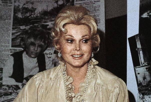 FILE - In this 1978 file photo, Hungarian-born American actress Zsa Zsa Gabor is shown. A judge approved a settlement Wednesday July 11, 2012 to appoint Gabor's husband Frederic von Anhalt her temporary conservator with authority to make medical decisions on the ailing actress' behalf. (AP Photo/file)