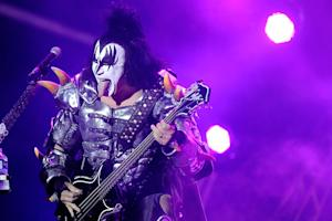 Q&A: Gene Simmons on Miley's Tongue and His New KISS Book