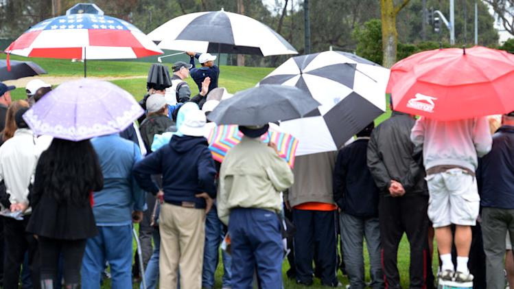 PGA: Farmers Insurance Open-Second Round
