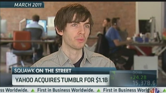 Tumblr CEO's Dad Speaks Out