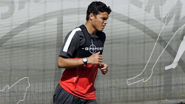 PSG defender Thiago Silva