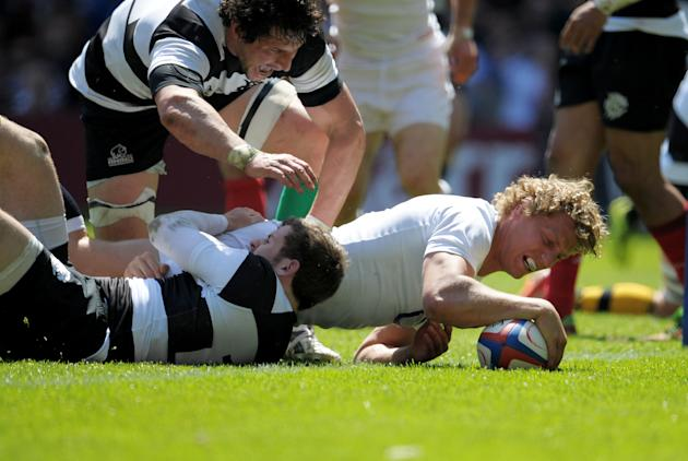 Rugby Union - International Friendly Match - England v Barbarians - Twickenham